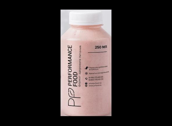 Смузи из розовой гуавы с кокосовой водой